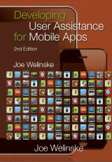 Cover photo of Developing User Assistance for Mobile Apps