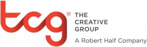 logo for The Creative Group
