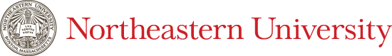 northeastern u. logo