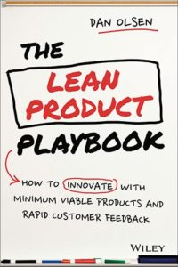 photo of the book The Lean Product Playbook