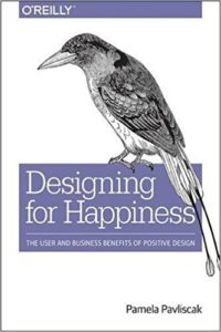 book cover of Designing for Happiness